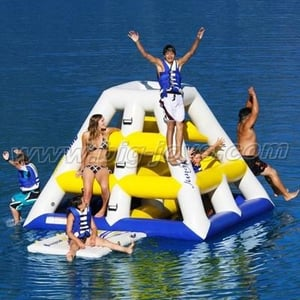 Inflatable Water Jungle Jim
