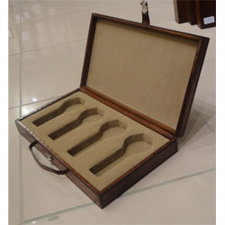 Wooden Watch Box - Auburn Scale, building Number L/5