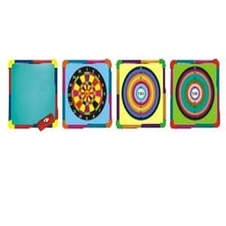 2 In 1 Magnetic Dart Game