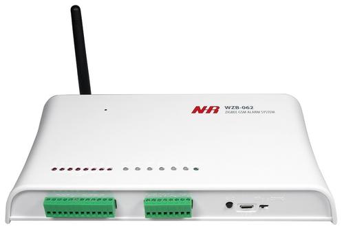 Wireless ZigBee Sensor for GSM Alarm System-WZB-062