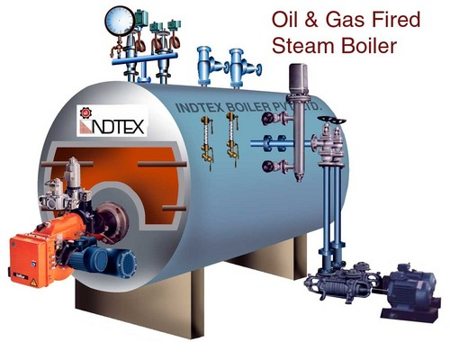 Gas Fire Steam Boiler