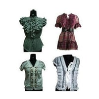 Ladies Readymade Top