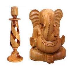 Wooden Handicraft Statue In Noida Uttar Pradesh Yugansh Exports