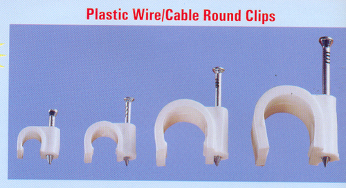 Plastic Wire And Cable Clips