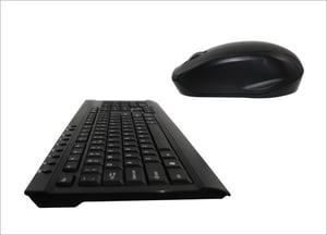 Wireless 2.4GHz Keyboard Mouse Combo