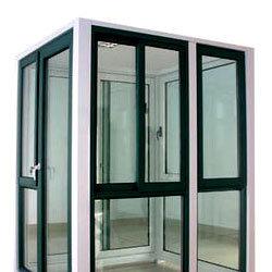 Aluminum Door Frames - KRISHNA ENTERPRISE, Anand Complex