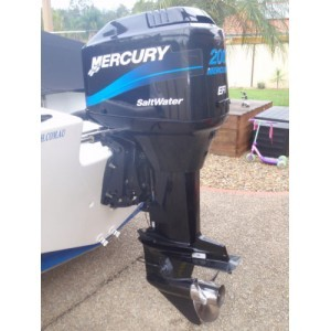 EFI Mercury Outboard Motor