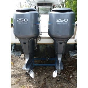 F250 Four Stroke Outboards