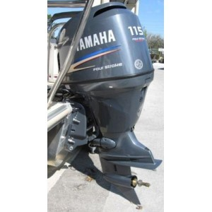 Yamaha 115 HP 4 Stroke Outboard Motor at Best Price in ...