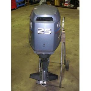 Yamaha 2005 4 Stroke 25HP Outboard Motor