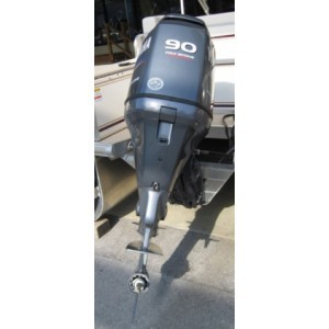 Yamaha 90 HP 4 Stroke Outboard Motor