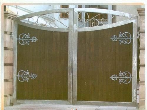 SS Design Main Gate - A  G  INTERIOR, D-485, Gali No  16