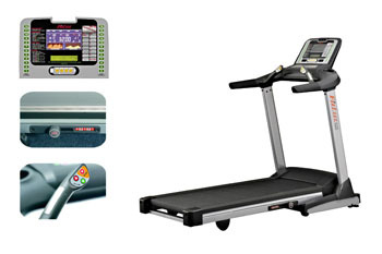 Fitlux 555 Motorized Treadmill