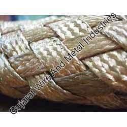 Braided Copper Flexible Strip