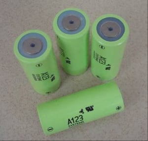 Rechargeable AA Ni-MH Battery Cell 1.2V 600mAh