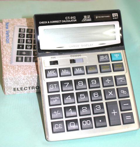 12 Digit Kenko Calculator (CT-912)