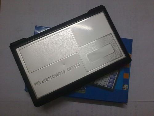 12 Digital Solar Desk Online Calculator (CT-8855V)