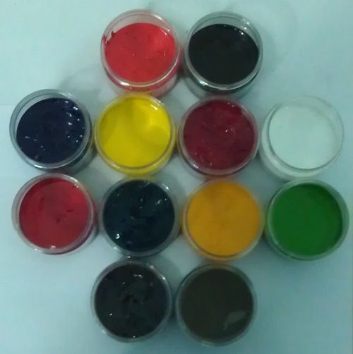 Pu Colour Paste