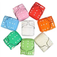Bamboo Baby Cloth Diaper