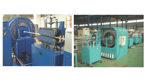 Fiber Strengthen Pvc Hose Production Line