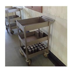 Glass Carrying Trolley