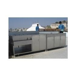 Roof Top Bar Counter in  Jhotwara