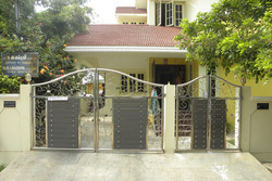 Stainless Steel Safety Gates