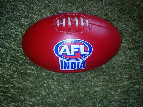 Afl Leather Footy Ball