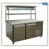 Working Table with Freezer