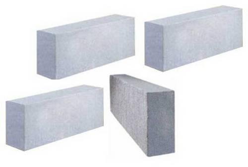 Cellular Light Weight Concrete Bricks