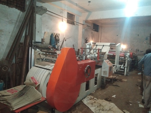 Flexo Printing Bag Making Machine