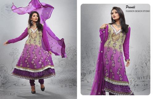 Designer Salwar Suits At Best Price In Surat Gujarat Pranali Fashion Design Studio