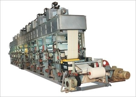 Pvc Film Printing Machine