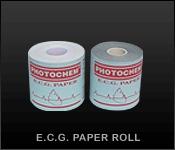 E.C.G. Paper Roll