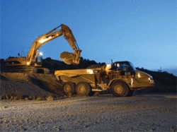 Earthmoving Machine Repair Service