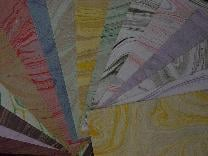 Marbled Hand Made Paper