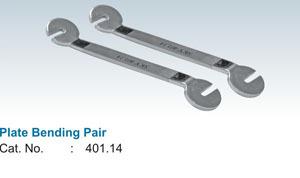 Plate Bending Pair