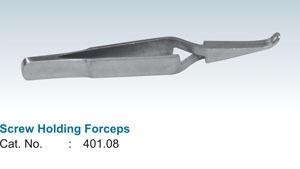 Screw Holding Forceps