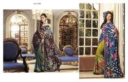 Fancy Thread Work Sarees