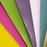 PVC Artificial Upholstery Leather