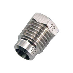 Stainless Steel Connector Marking Services