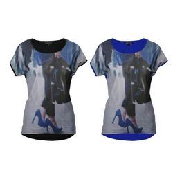 Womens Half Sleeve T-Shirts