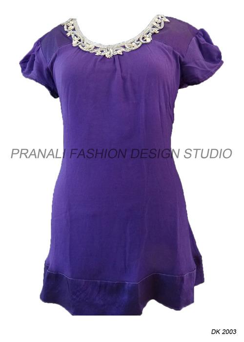 Ladies Tops At Best Price In Surat Gujarat Pranali Fashion Design Studio