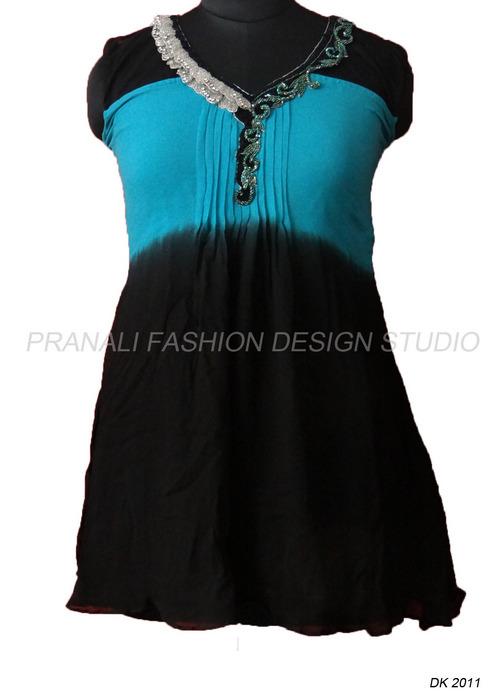 Ladies Tunic And Kurti At Best Price In Surat Gujarat Pranali Fashion Design Studio