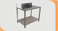 Marble Top Chappati Rolling Table