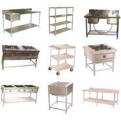 Kitchen Racks And Storage Units