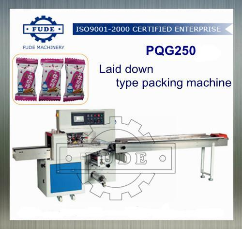 Laid Down Wrapping Machine