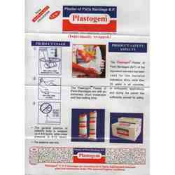 Plastogem Plaster Of Paris Bandages