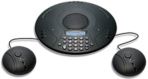 Dual PSTN USB Voip Skype Audio Conference Phone