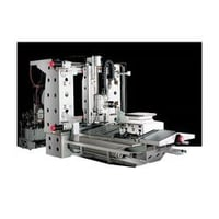 Precision Jig Boring Machine
